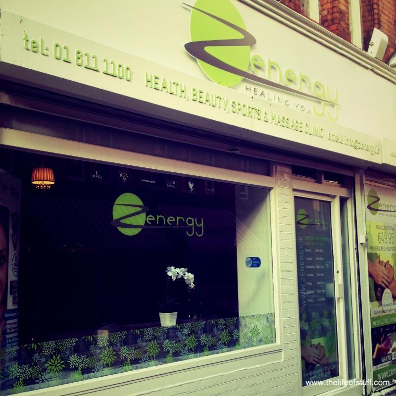 Pregnancy Massage at Zenergy, Fade Street, Dublin 2