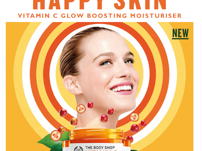 Beauty Fix - The Body Shop's New Vitamin C Glow Range