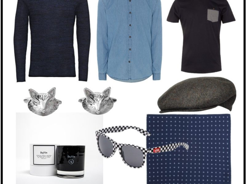 Fashion Fix - Father's Day Gift Ideas for Under €50