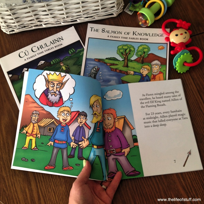tory Time - Celtic Myths from Family Time Fables