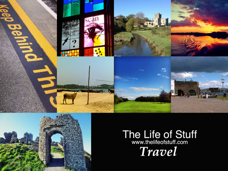 The Life of Stuff - One of Ireland's Top Travel Bloggers!
