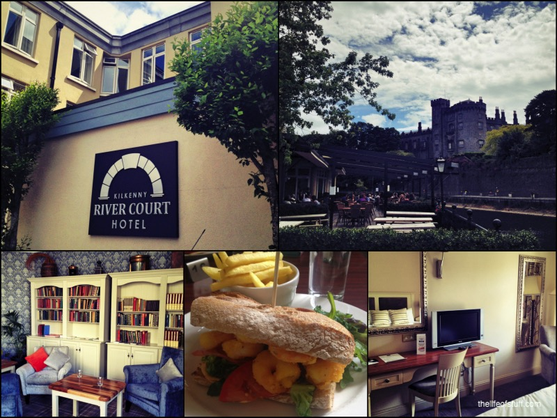 Rivercourt Hotel, The Bridge, John Street, Kilkenny - Our Stay in Photo's