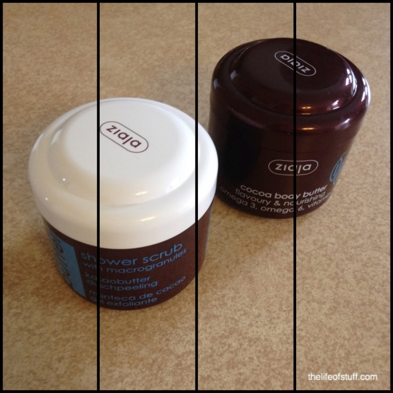 Beauty Fix - The Ziaja Cocoa Butter Collection