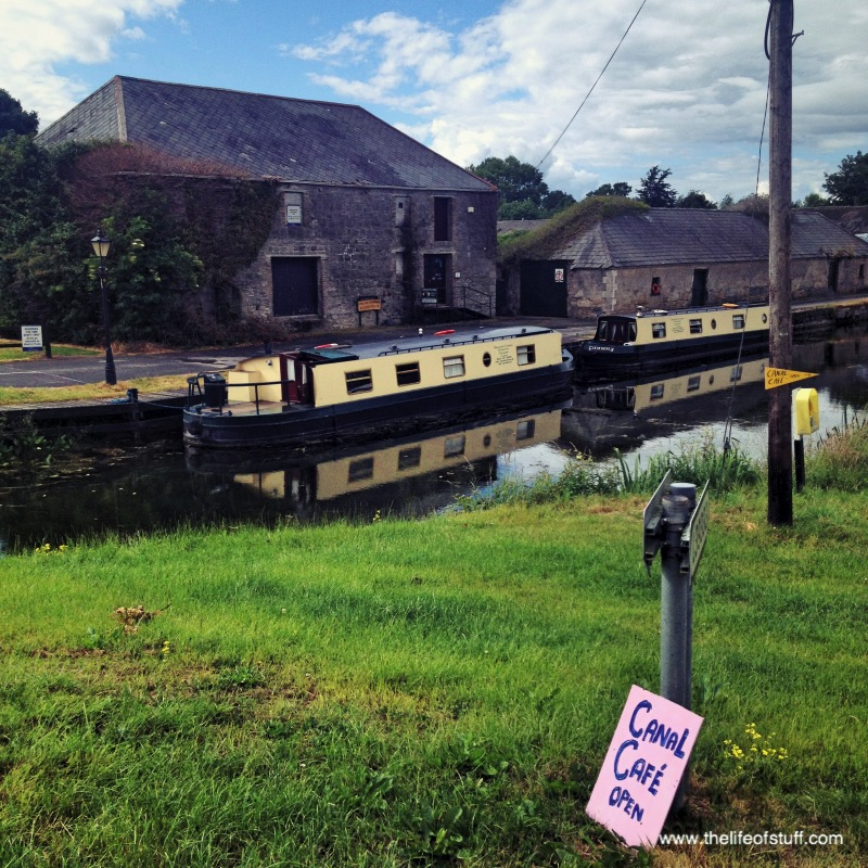 Canal Cafe, Vicarstown, Co. Laois