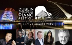 Dublin International Piano Festival and Summer Academy 2015