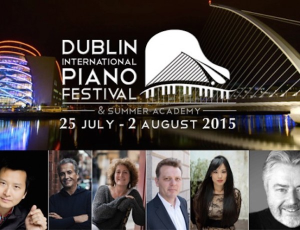 Dublin International Piano Festival and Summer Academy 2015