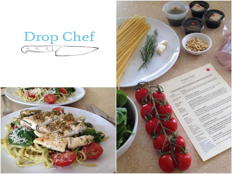 Drop Chef - Smart and Healthy Dinners - My Review