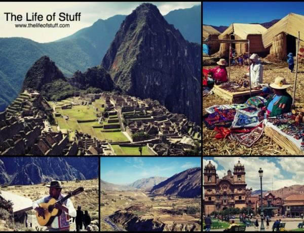 Five Fabulous Reasons to Visit Peru