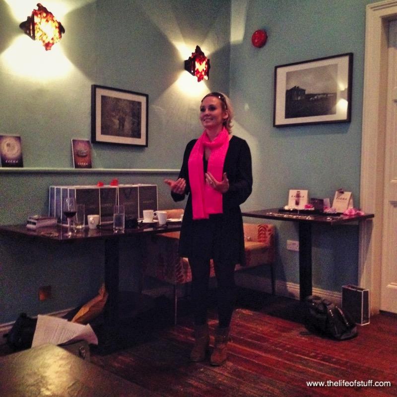 KARMA Jewellery Workshop with Breast Cancer Ireland