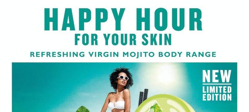 Win a Virgin Mojito Hamper from The Body Shop