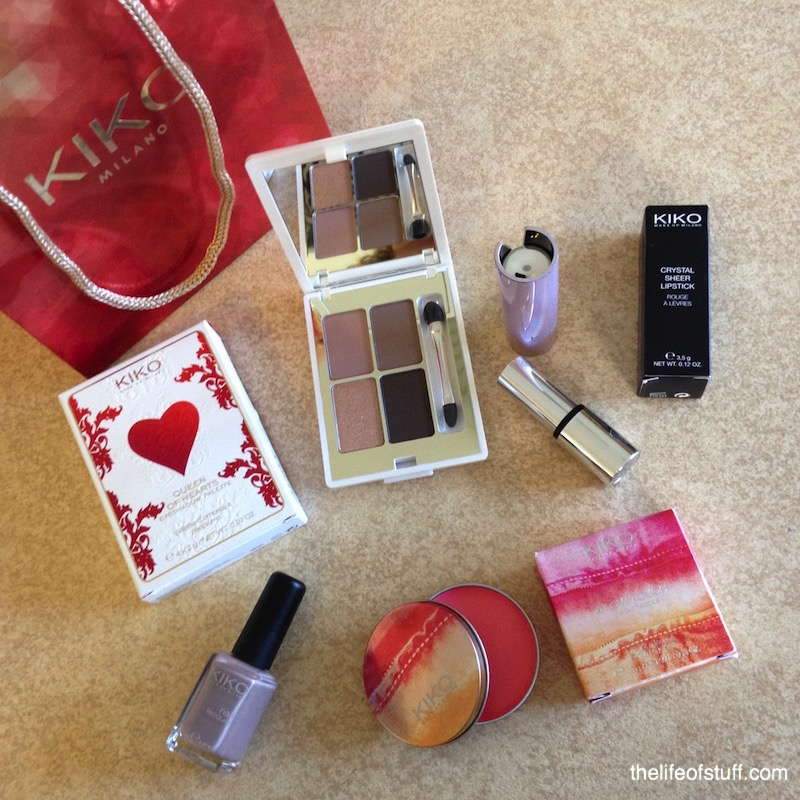 Best Beauty Buy in a While - Kiko Milano Cosmetics