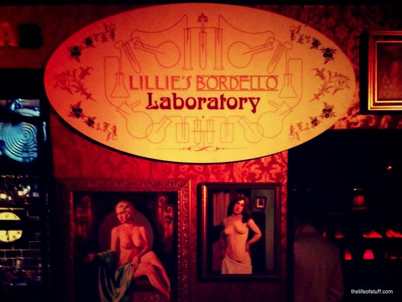 Dance and Distil at Lillie's Bordello Laboratory, Dublin 2
