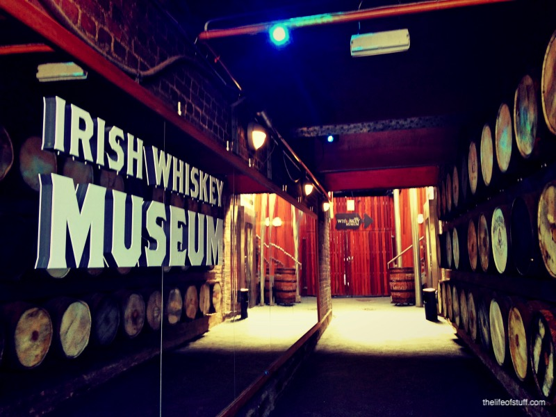 Irish Whiskey Museum, 119 Grafton Street, Dublin 2