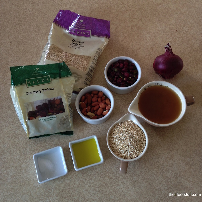 My Holland & Barrett Ingredient Swap Challenge