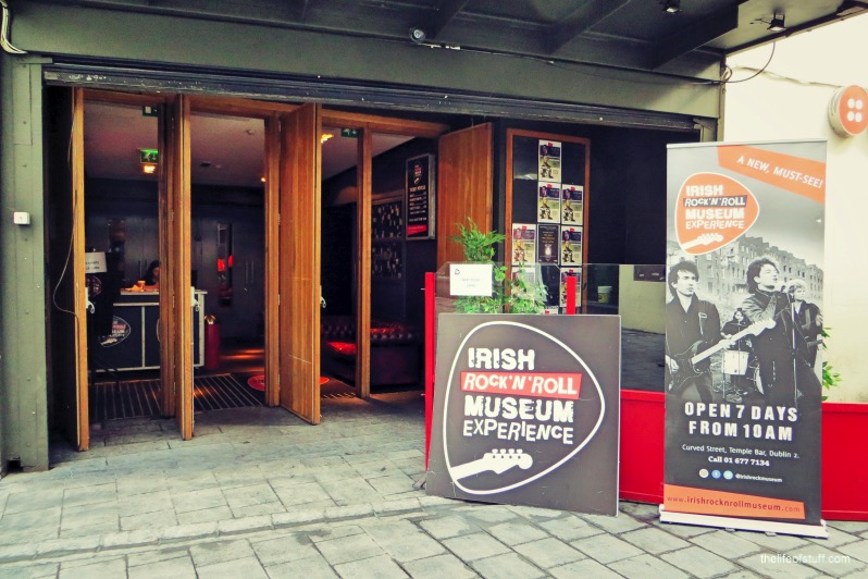 The Irish Rock 'N' Roll Museum Experience, Dublin
