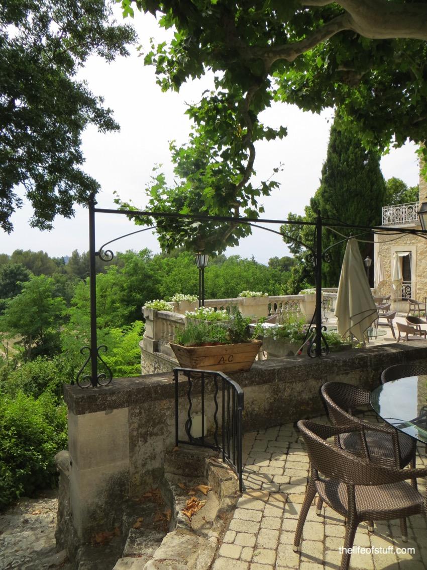 Auberge de Noves, Domaine du Devès, Provence, France