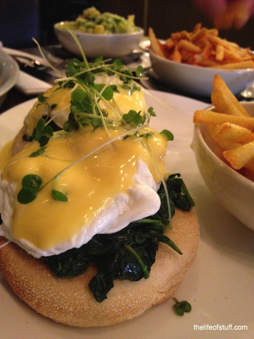 Brunch at Brasserie Sixty6, South Great George's St, Dublin 2