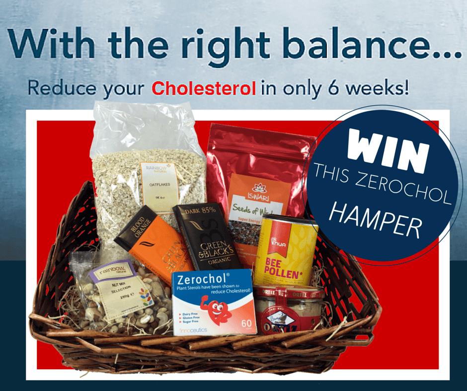 Win a Healthy Hamper from Zerochol