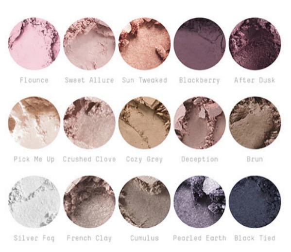 Best Beauty Buy - MAC Eye Shadow x 15 Cool Neutral