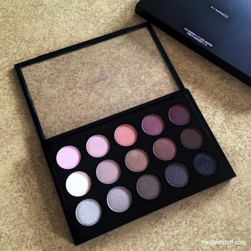 Best Beauty Buy - MAC Eye Shadow x 15: Cool Neutral