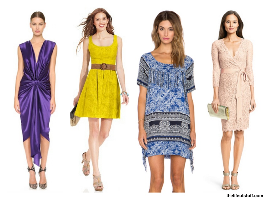 Dress Shopping Secrets for Every Shape - The Life of Stuff and LYST.com