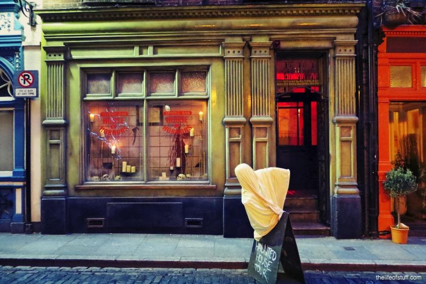 Temple Bar House of Horrors, 11 Anglesea Street, Dublin 2