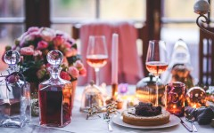 Bevvy of the Week - Christmas Wine and Food Pairings