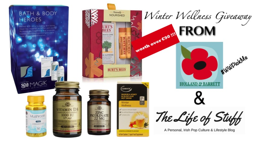 Win A Holland & Barrett Winter Wellness Hamper