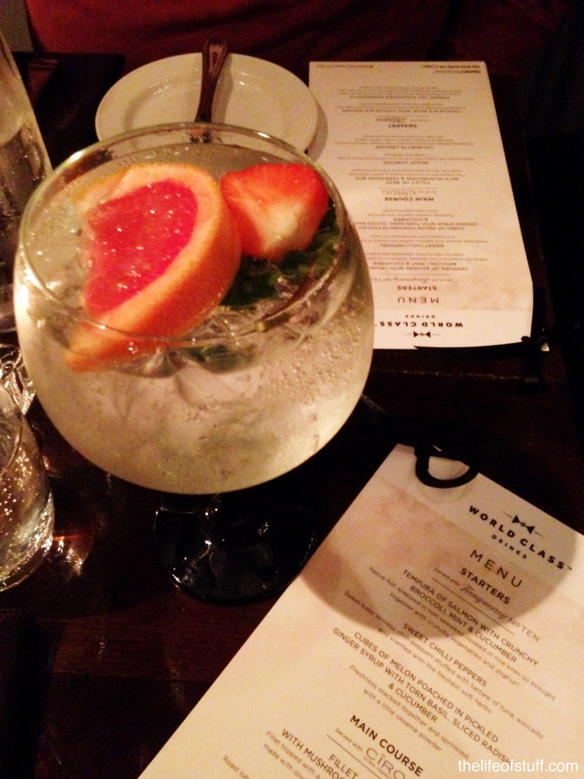 World Class Cocktails at Rustic Stone, Dublin
