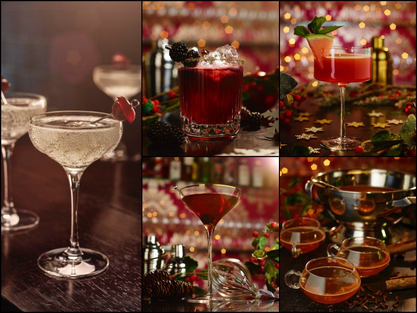 Five World Class Christmas Cocktail Recipes