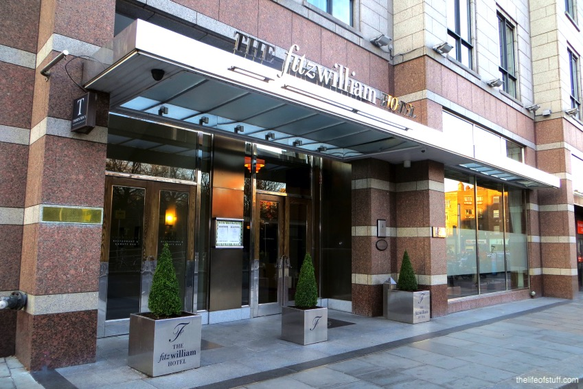 Fitzwilliam Hotel Dublin, St. Stephen's Green, Dublin 2