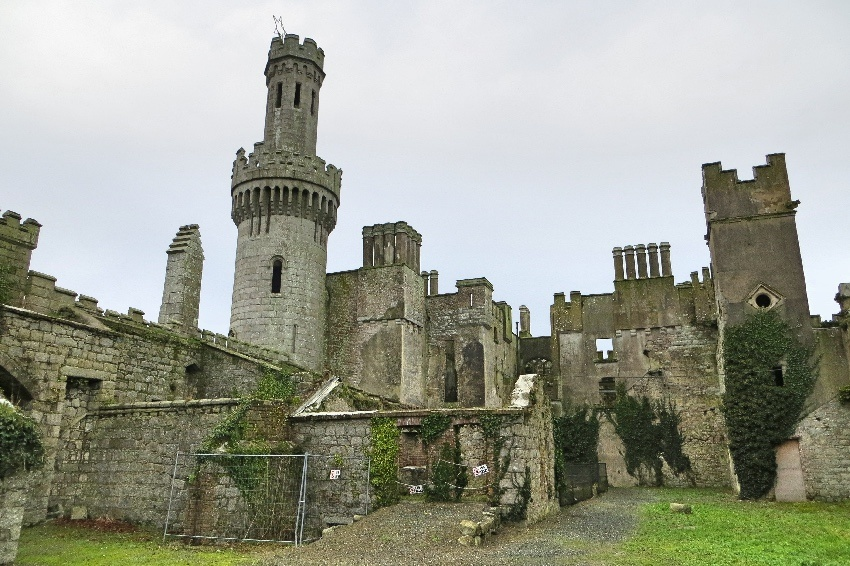 Duckett's Grove, Keenstown, Carlow, Ireland in Photo's
