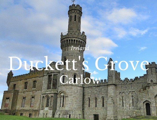 Duckett's Grove, Keenstown, Carlow, Ireland in Photo's