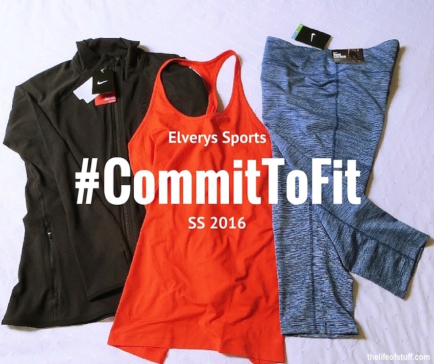 Elverys Sports - Spring Summer 2016 range #CommitToFit