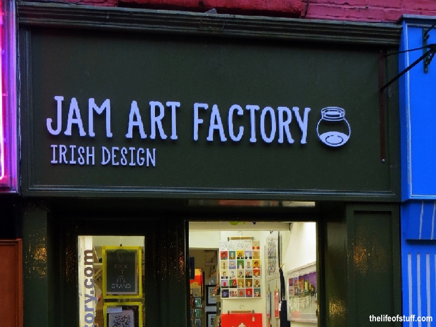 am Art Factory - Independent Irish Design Shop, Dublin
