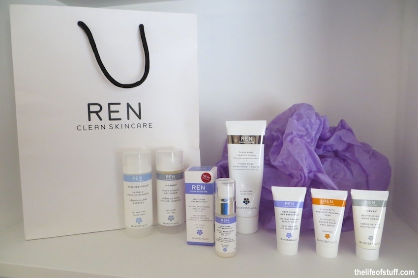 Beauty Fix - REN Clean Skincare - Cleanse, Moisturise and Beautify