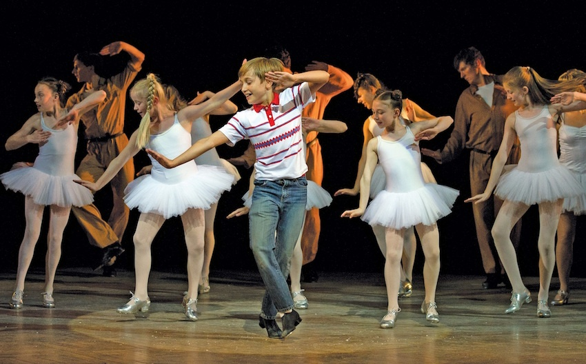 Billy Elliot The Musical - UK and Ireland Tour 2016