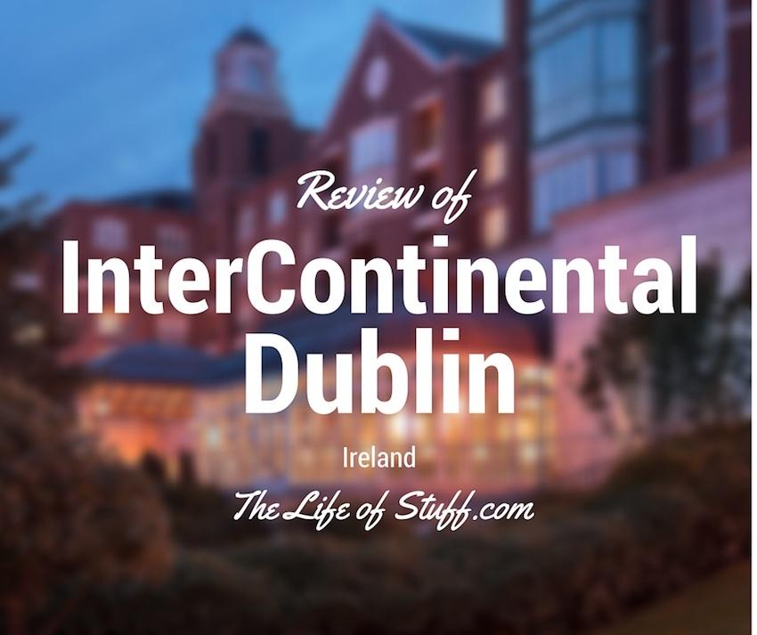 Intercontinental Dublin, Simmonscourt Road, Ballsbridge, Dublin 4