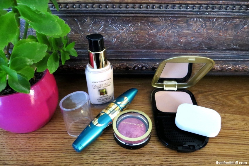 Beauty Fix - Max Factor SS 2016 Makeup Trends and Product Reviews