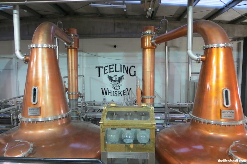 Teeling Whiskey Distillery, Newmarket, Dublin 8
