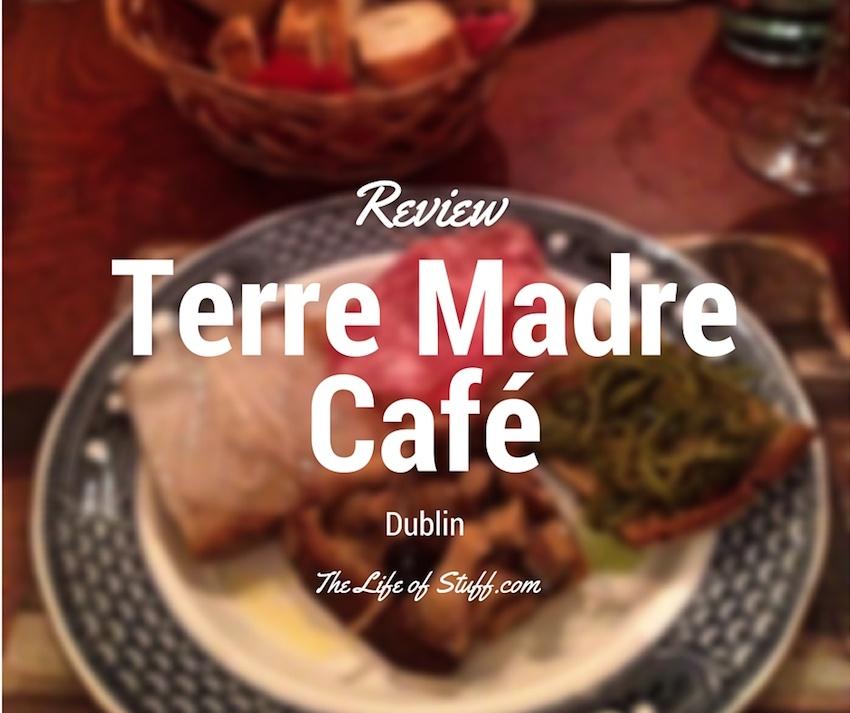Terre Madre Cafe, 13a Bachelors Walk, Dublin 1