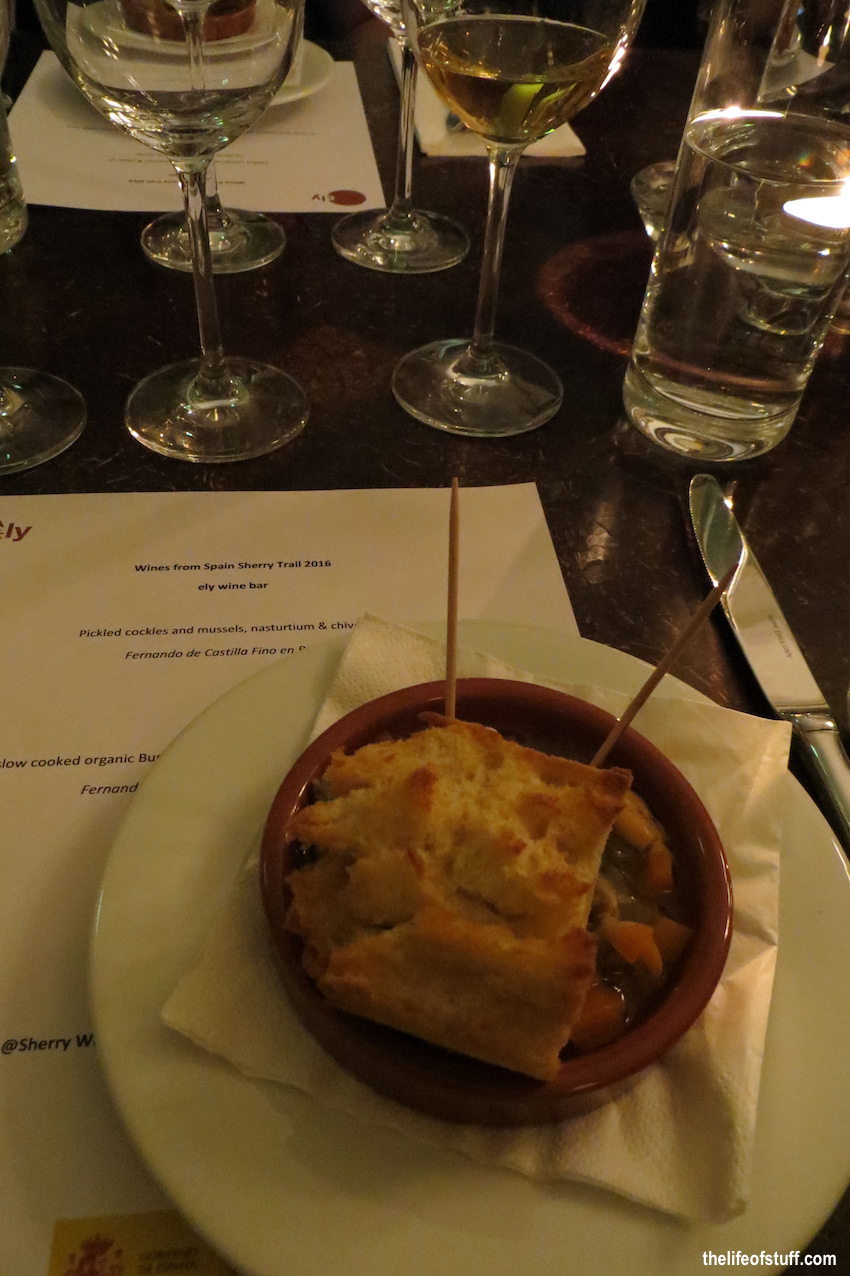 A Sherry Trail Through Dublin with 'Wines From Spain'