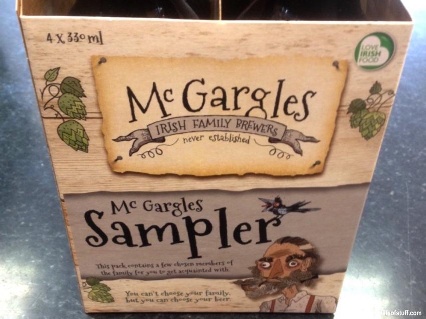 IMG_7233.JPG Bevvy of the Week - McGargles Sample Pack.jpg Bevvy of the Week - McGargles Sample Pack - The Life of Stuff.jpg