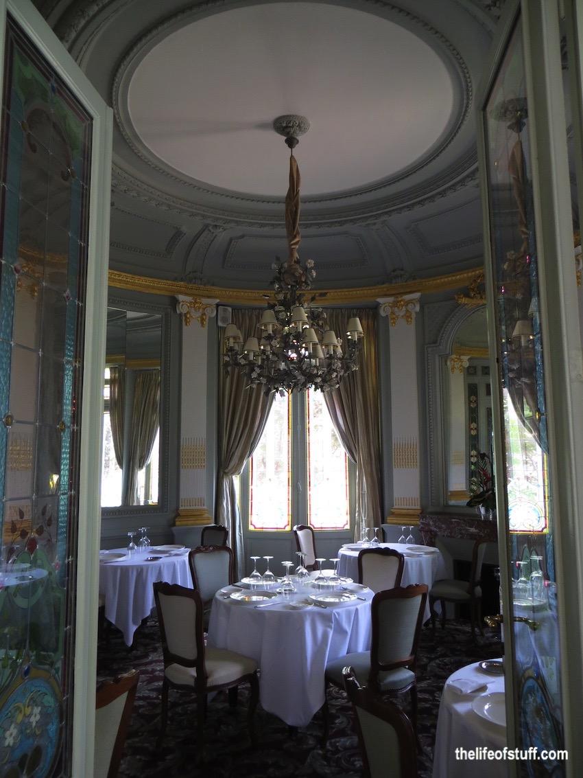 Chateau Grand Barrail Hotel, Saint-Emilion, France