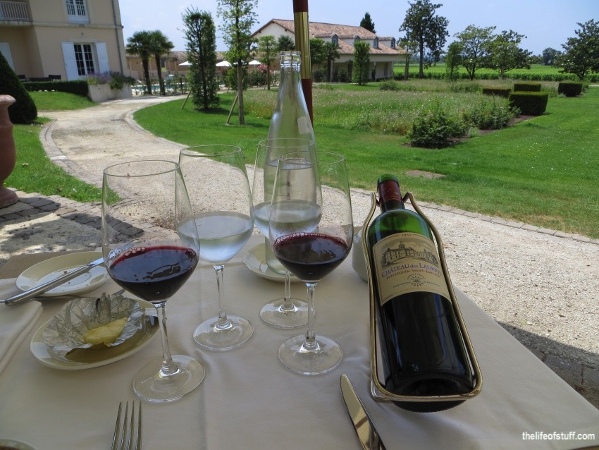 Chateau Grand Barrail Hotel, Saint-Emilion, France