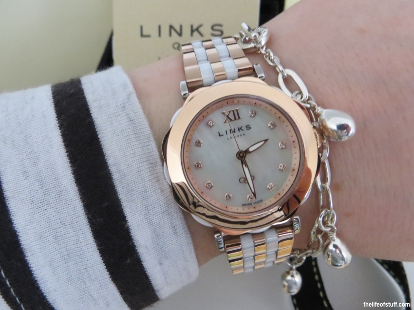 Links of London, New Ladies Watch Collections 2016 & Review
