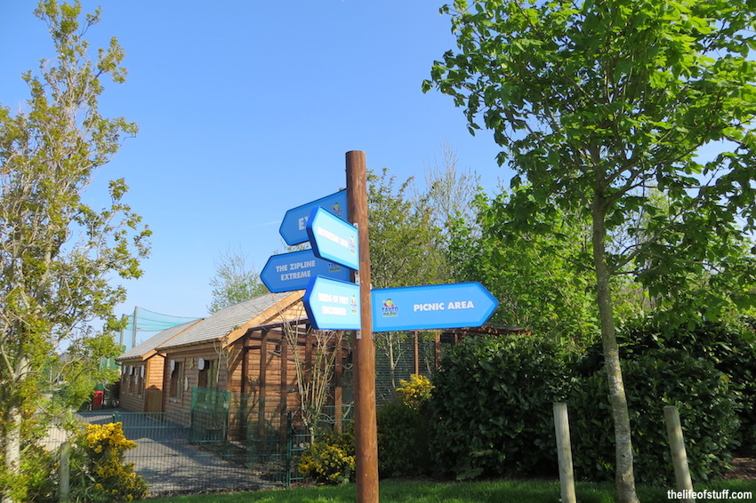 A Day Out at Tayto Park, Ashbourne, Co. Meath