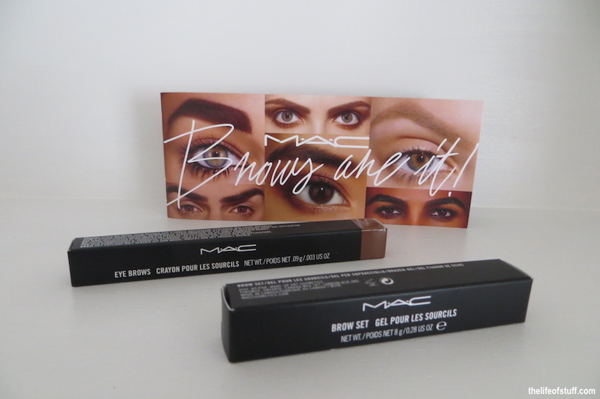 Best Beauty Buy in a While – MAC Brow Set