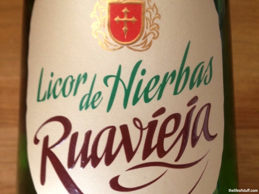 Bevvy of the Week - Licor de Hierbas Ruavieja