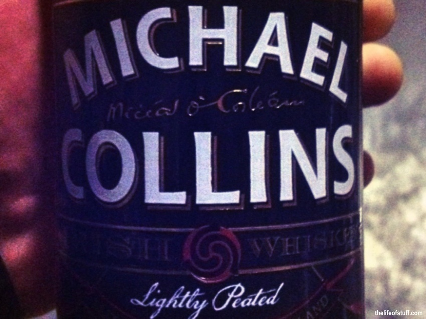 Bevvy of the Week - Michael Collins 10 Year Old Malt Whiskey